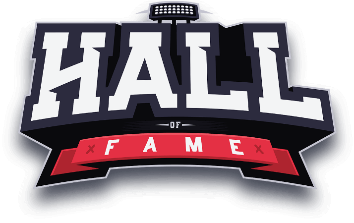 sports design inspiration by sports templates hall of fame
